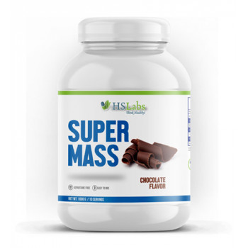 Super Mass Chocolate 1000/3000 g | HS Labs