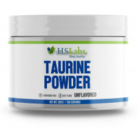 Taurine Powder UNFLAVORED 300 gr | HS Labs