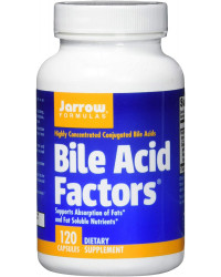 Bile Acid Factors 120 капсули | Jarrow Formulas