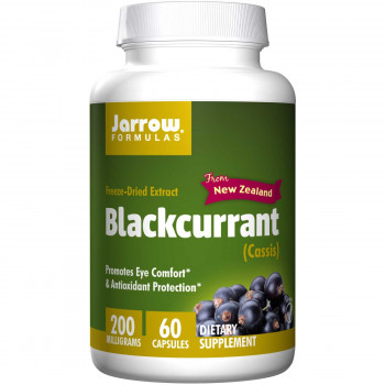 Blackcurrant Extract 200 мг 60 капсули | Jarrow Formulas