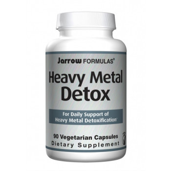 Heavy Metal Detox 750 мг 90 капсули I Jarrow Formulas