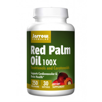 Red Palm Oil 250 мг 30 гел капсули I Jarrow Formulas
