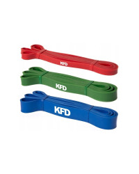 Power Band Set 3 бр. | KFD Nutrition