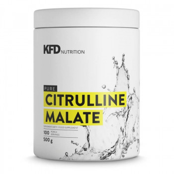 Pure Citrulline Malate Powder 500 гр | KFD Nutrition