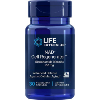 NAD+ Cell Regenerator Nicotinamide Riboside капсули | Life Extension