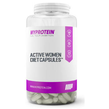 Active Woman Diet Capsules 60 капсули I MYPROTEIN