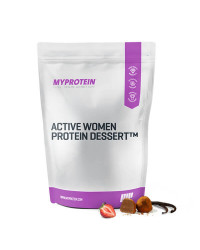 Active Woman Protein Desert 500 гр I MYPROTEIN