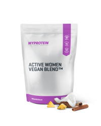 Active Woman Vegan Blend 500 гр I MYPROTEIN