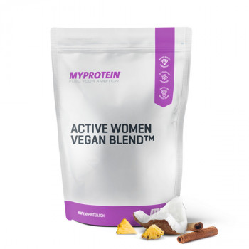 Active Women Vegan Blend 500 гр I MYPROTEIN