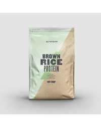 Brown Rice Protein 1 кг I MYPROTEIN