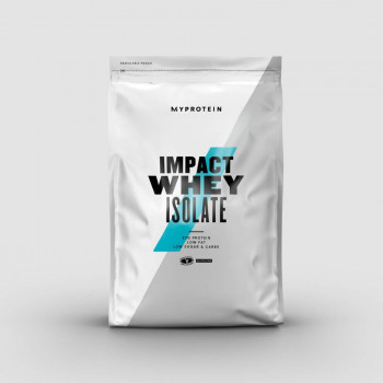 Impact Whey Isolate 1 кг / 2.5 кг I MYPROTEIN
