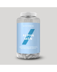 Мултивитамини за мъже (Alpha Men Super Multi Vitamin) 120/240 таблетки | Myprotein