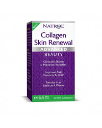 Collagen Skin Renewal 120 таблетки | Natrol