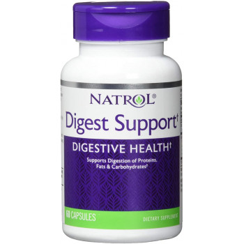 Digest Support 60 капсули | Natrol