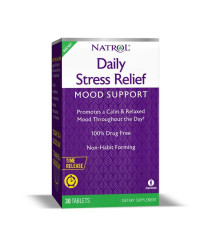 Daily Stress Relief 30 таблетки | Natrol