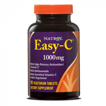 Easy-C 1000mg+Citrus Bioflavonoids 90 таблетки | Natrol