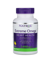 Extreme Omega 1200 мг 60 гел-капсули | Natrol