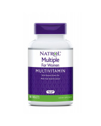 Multiple for Women Multivitamin 90 таблетки | Natrol