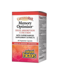 MEMORY OPTIMIZER ™ 388 мг 60 капсули | Natural Factors