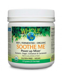 Soothe Me Power-Up Mixer Whole Earth & Sea 125 гр | Natural Factors