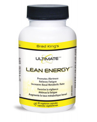 ULTIMATE ™ Lean Energy 295 mg 90 capsules | Natural Factors