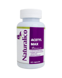 Acetyl Max 60 капсули I Naturalico
