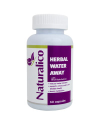 Herbal Water Away 60 капсули I Naturalico