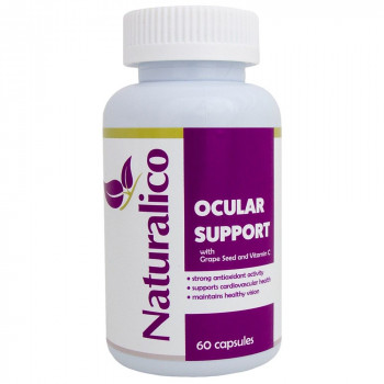 Ocular Support 60 капсули I Naturalico