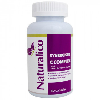 Synergystic C Complex 60 капсули I Naturalico
