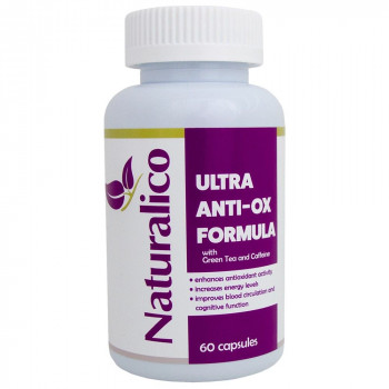 Ultra Anti-Ox Formula 60 капсули I Naturalico