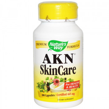 AKN SkinCare 100 Capsules I Nature`s Way
