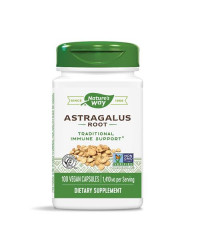 Astragalus Root 470 мг 100 веган капсули | Nature's Way