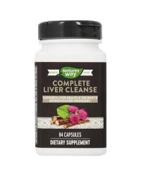 Complete Liver Cleans 84 капсули | Nature's Way