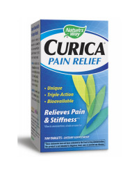 CURICA® Pain Relief 712 mg 100 tablets | Nature`s Way