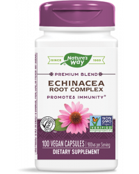 Echinacea Root Complex 450 mg 100 capsules I Nature`s Way