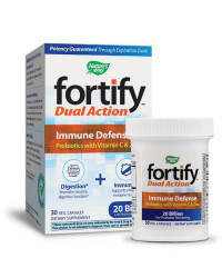 Fortify™Dual Action Имунна защита 30 капсули | Nature`s Way