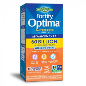 Fortify Optima 60 Billion 30 веге капсули | Nature's Way