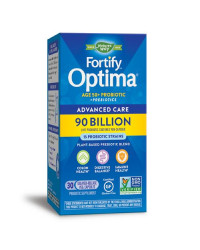 Fortify Optima Colon Support 90 млрд. 30 веге капсули | Nature`s Way