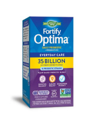 Fortify Optima 35 billion CFUs 60 веге капсули | Nature`s Way