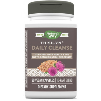 Thisilyn Daily Cleanse 90 веган капсули | Nature's Way