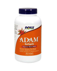 ADAM Superior Men's Multiple Vitamin гел-капсули | Now Foods