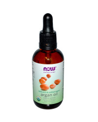 Argan Oil Organic 58 мл | Now Foods