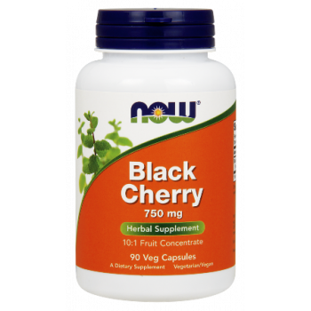 Black Cherry Extract 750 мг 90 капсули I Now Foods