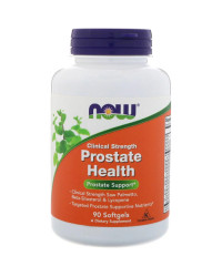 Clinical Strength Prostate Health 90 гел-капсули | Now Foods