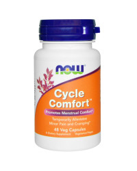 Cycle Comfort 48 капсули | Now Foods