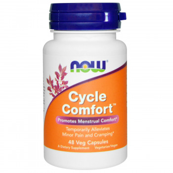 Cycle Comfort 48 капсули I Now Foods