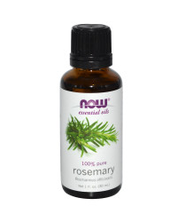 Essential Oils 100% Pure Rosemary 30 мл | Now Foods