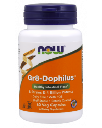 GR 8 Dophilus 60 капсули I Now Foods