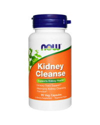 Kidney Cleanse 90 Veggie Capsules I Now Foods
