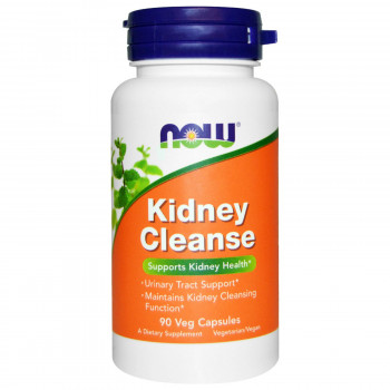 Kidney Cleanse 90 капсули | Now Foods